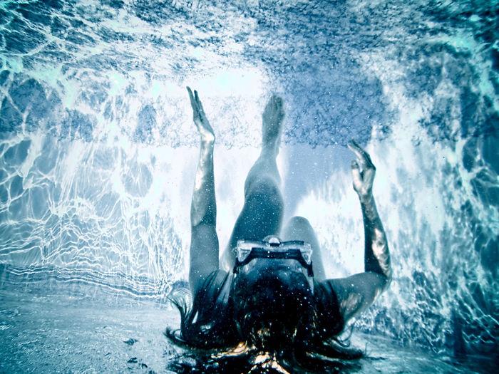 Adult Aquatic