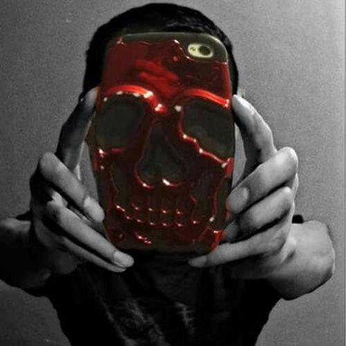 Skull Selfie Skull This Is Me Yo