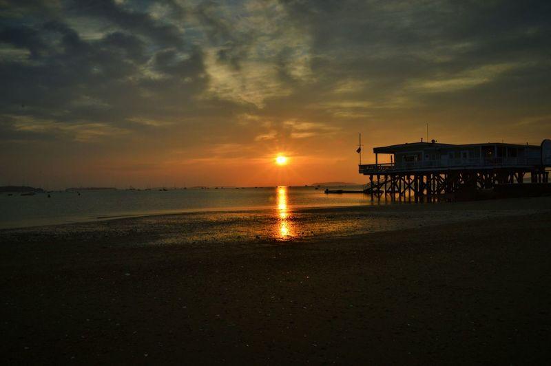 Early Morning Sunrise The Great Outdoors - 2016 EyeEm Awards