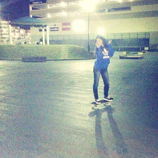 Skateboarding Being Weird