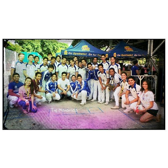 Orsem2013 Le Ateneo Blue Babblebattalion themanansala photography instapic instagram instaplace instagraphy hashtag igers