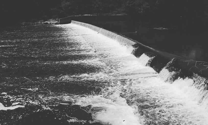 Duke Island Park Nj Dam Water Flow Trishann Artlovelaughter
