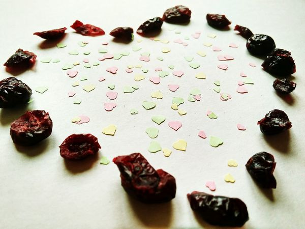 High Angle View Pattern Heart ❤ Dried Food Dried Cranberries Cranberries Cranberry Heart Shape Multi Colored Patterns Heart Heart Pattern EyeEmNewHere The Week On EyeEm No People Heart Shaped  Heartshaped Heartshape Small Hearts Hearts Food And Drink Food Healthy Eating Love ♥ Food And Drink Food Stories
