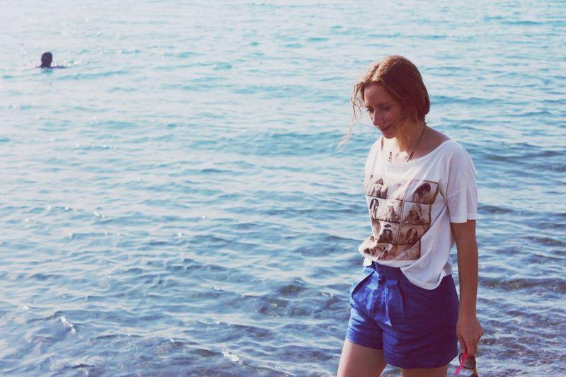 Sea Summer Air Hello World