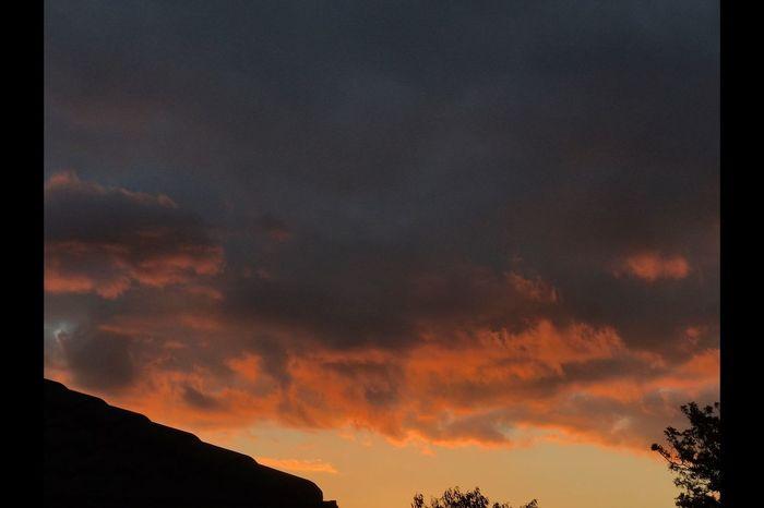 More Beautiful skies tonight 💛😊☀️ EyeEm Best Pics