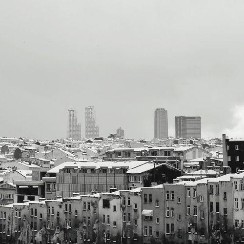Istanbul Turkey Landscape Urban Landscape Cityscape