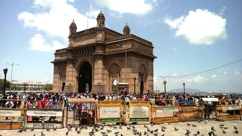 Travel Destinations Arts Culture And Entertainment City Architecture Gatewayofindia