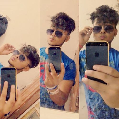 👉I'm the 👲dude with cool attitude👍👌✊ Pout Iphne Mirror captraaa Lovethelifeyoulive Awsmnss level 👍👌👌✊