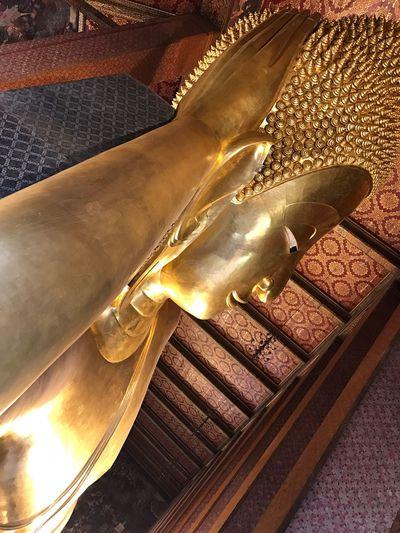 Inclined Buddha