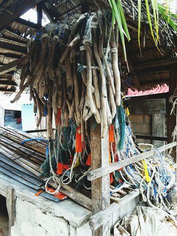 Tool capture of fish Fishermens Hut Net Fish Catcher Tradisional Fish Chatcher