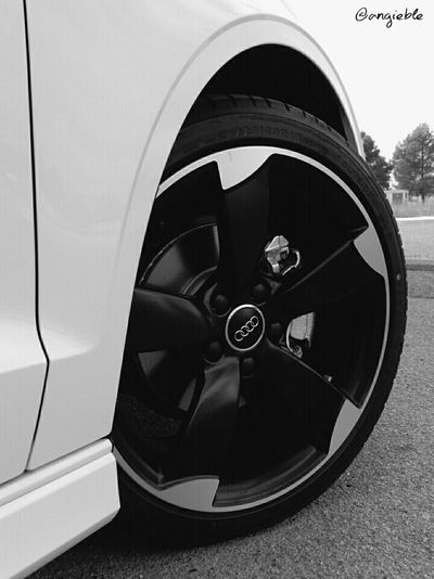 My Toy II Cars Toys Audi ♡ Black & White Black And White Photography Blackandwhitephotography B&w Photography AUDIA3 Rims