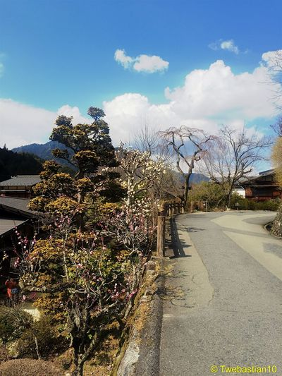 Road in Tsumago