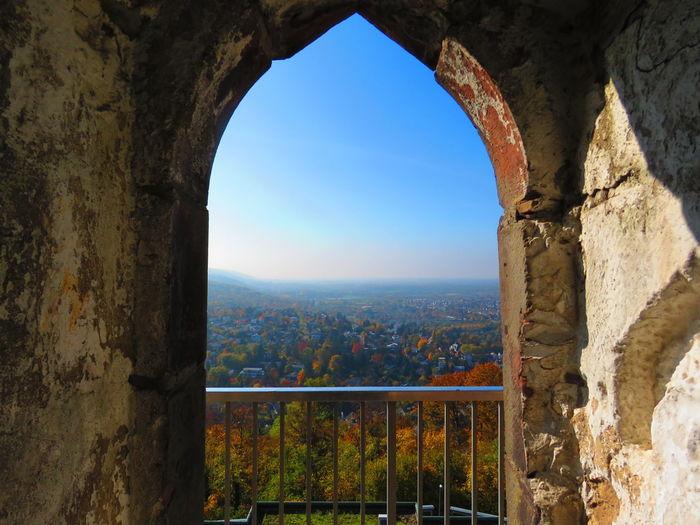 Karlsruhe. Germany Karlsruhe Enjoying The View Durlach Deutschland Herbst Fall Showcase: November