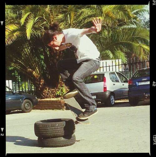 Messing around Skateboarding Skatelife Skate Or Die Skater