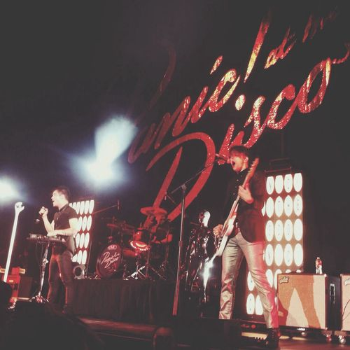 Panic! At The Disco. Patd Panicatthedisco  Save Rock And Roll Tour San Diego