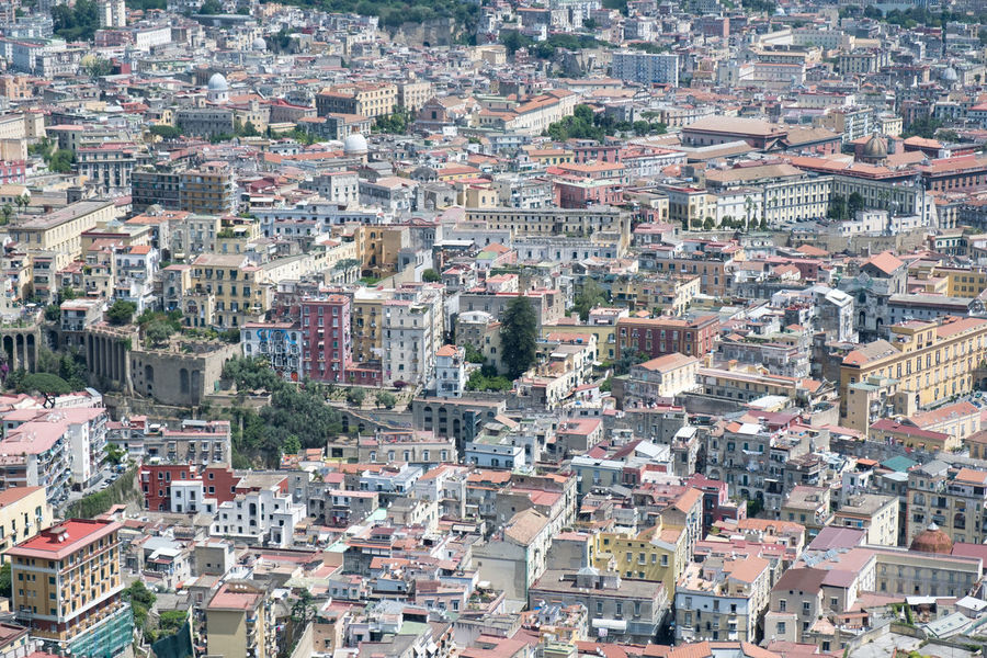 Aerial View Architecture Building Exterior Built Structure City City View  Cityscape Crowded Day Downtown Full Frame House Mediterranean Culture No People Outdoors Street