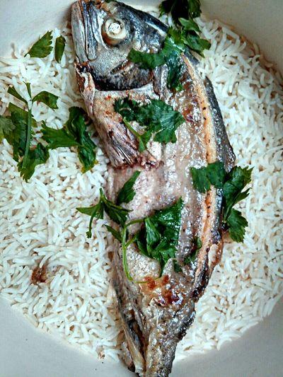 Foodphotography Food Simplicity Eye4photography  EyeEm Best Shots EyeEm Gallery EyeEm Fish Andrealsy Homecooked Homecooking Rice