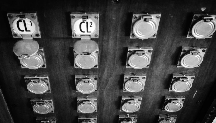 Buttons or Sockets? Buttons Button Socket Sockets Telephone History Repeating Patterns Technology Control Panel Telephone Old-fashioned Communication Close-up Analog Vintage Old Repetition Full Frame Retro Styled Retro Telephone Receiver Number