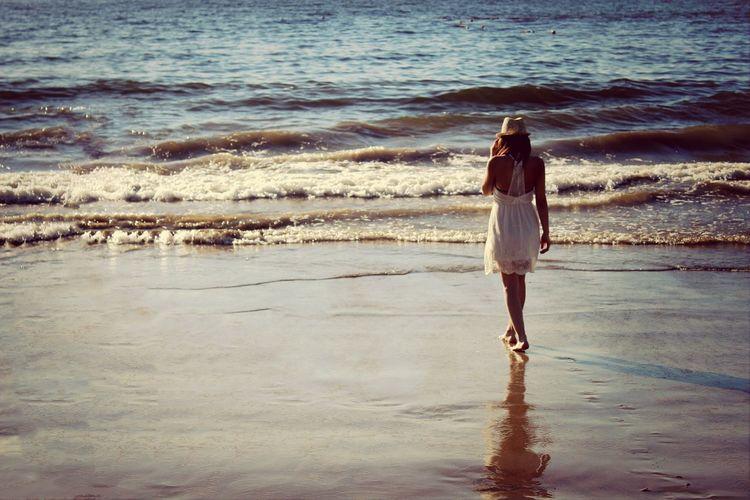 Seaside Concepción Girl Photography CHILE