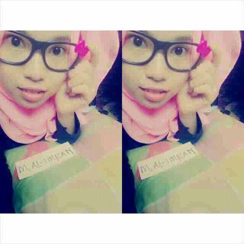 She very cute :) erm erm Muiy First Eyeem Photo