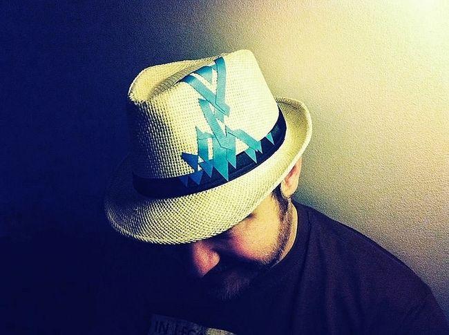 Tape Art TAPE OVER Street Fashion Hats