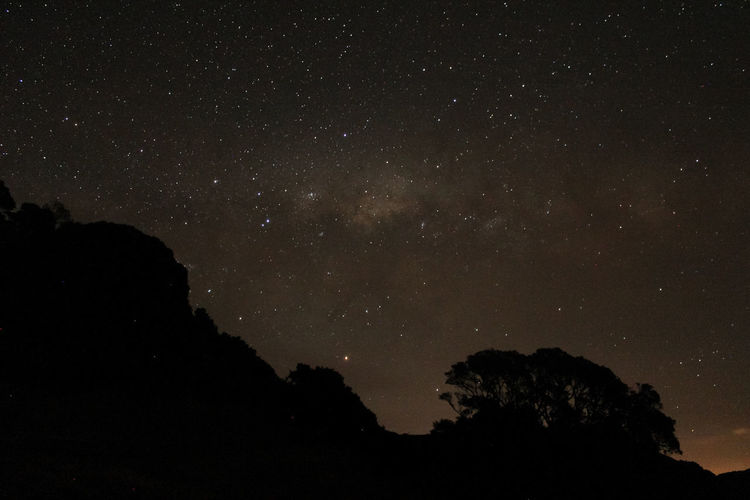 Milkyway Stars Nightphotography I got inspirsted by our awesome nature