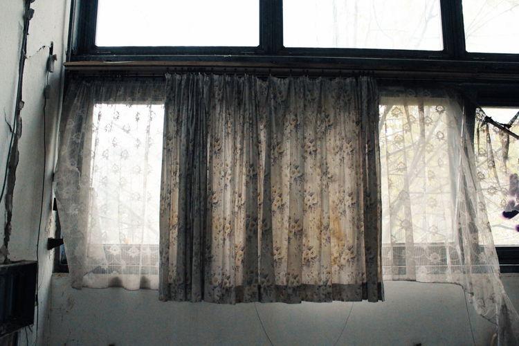 Curtain Window