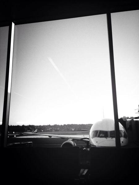 I don't think I've been on a 757 in at least 15 years.
