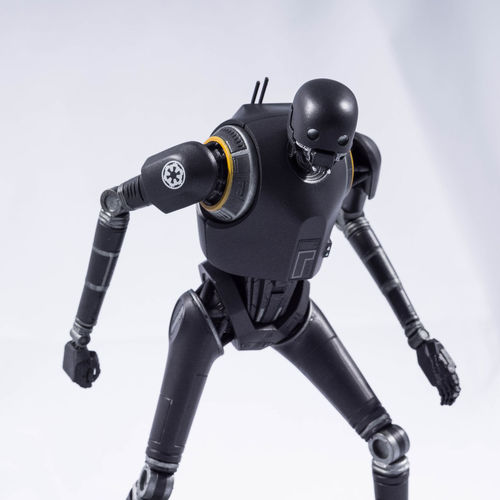 Artfx+ Droid Futuristic K-2so Kotobukiya Product Photography Star Wars Technology