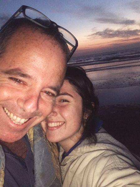 למה אבא שלי יותר יפה ממני פפי