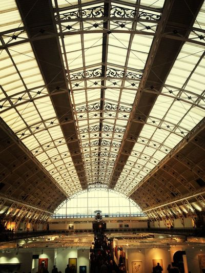 I do love this dramatically glorious roof... 18.01.14