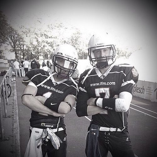 Last Season Runningback 1 Game Day First Eyeem Photo