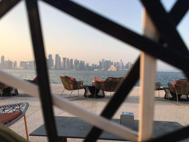 EyeEm Selects Doha#City#❤ Landscape_photography Photography Nikon Sea And Sky