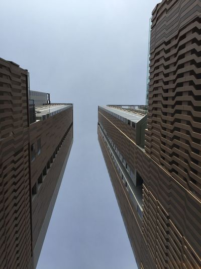 Residential Building Condo Life Style Architecture Built Structure Building Exterior Sky Low Angle View Building Tall - High
