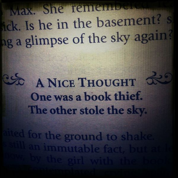 currently reading Books Quotes Thebookthief Reading