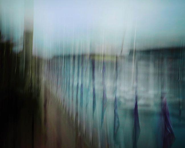 Blurred Motion Canong1x Sydney Urban Landscape