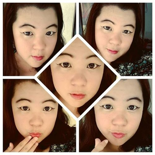 GM.. Happy Sunday guys! His glory in my life, I'm thankfully. Koreanstyle Koreanmakeup Korean Minimalist Makeup Asianwoman Babyface ByHisGrace Shiny Shinelikestars Hisbeloveddaughter Princessofentertainment StayHumble Instamakeup Photography Selfie Selca Selfienation Lovephotography  Happysunday Collages November2015