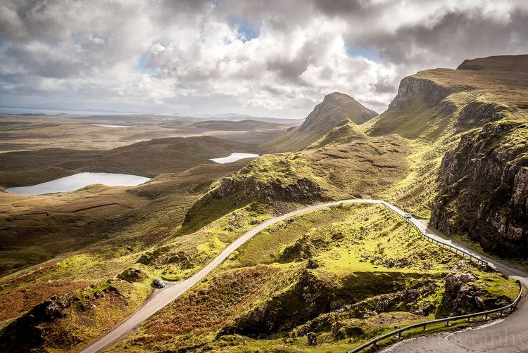 Eyeem Scotland  IsleOfSkye Quiraing Skye
