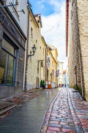 Alley Estonia