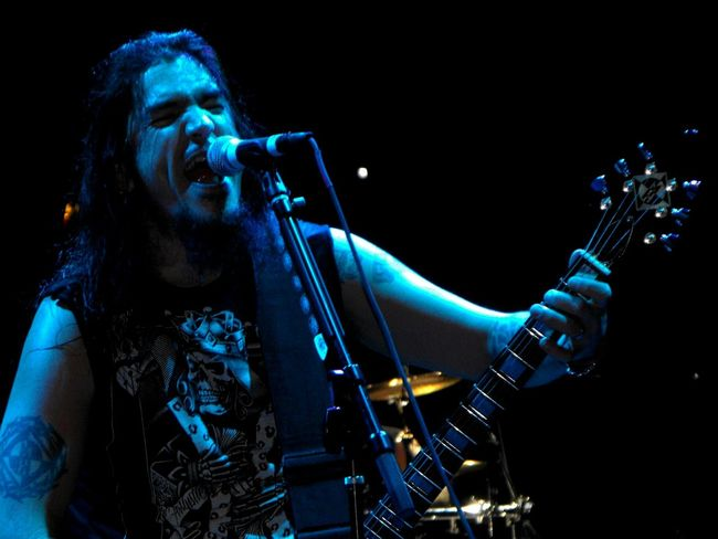 Machine Head Globen  Live Tour
