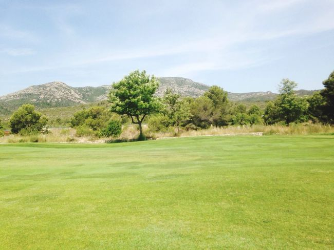 España Travel Destinations Green - Golf Course Golf
