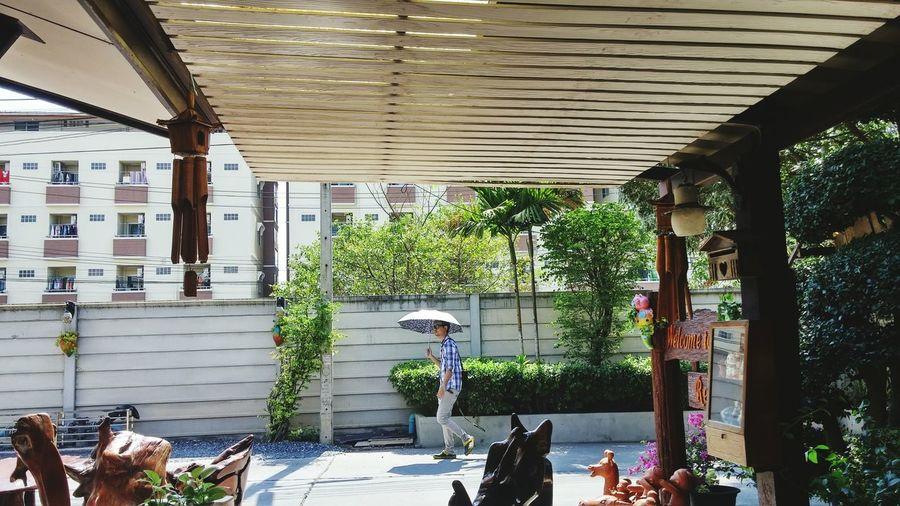 Walking person Photography Thailand Bangkok Resort Thongta Restaurant Transfer Traveling Snapshot Street Sidestreet