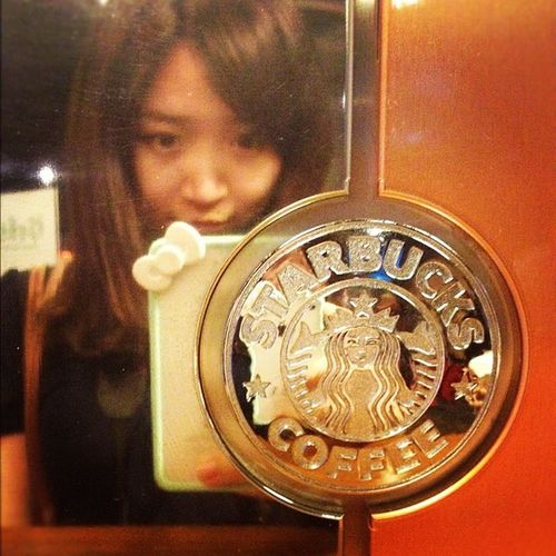 Instagirl Chinesegirl Sichuan Instapic iphonesia instadaily asian photooftheday instafriend instatravel chengdu starbucks jinli