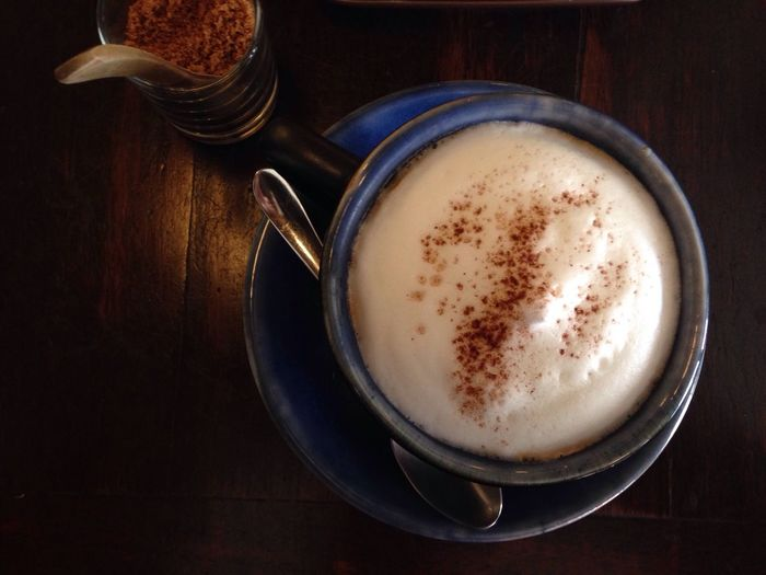 Hot Cappucino Hot Drink Cappucino Coffee Sugar Fresh Coffee Afternoon Zip