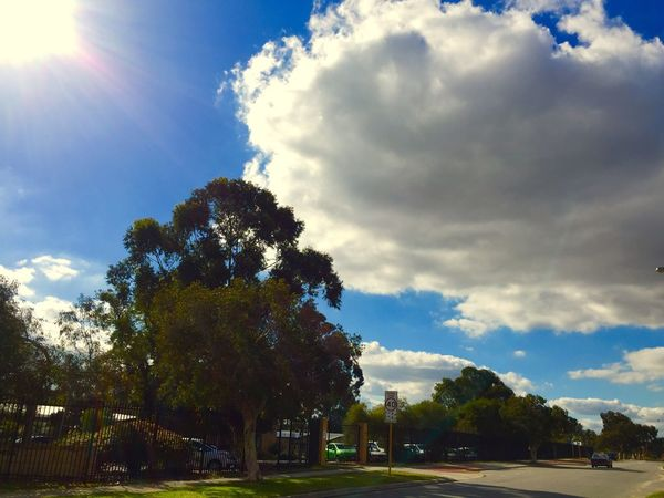 So Big And So Beautiful ♥♥ Cloud In Perth Australia