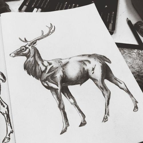 Dessin ArtWork Art Manaa