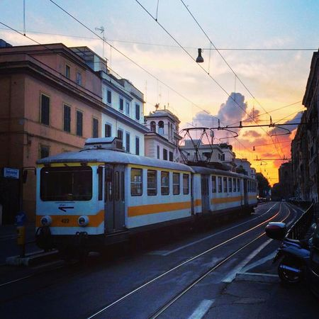 That's Me Beauty In Ordinary Things Exploring New Ground Streetphotography OpenEdit Urban Style Red Sky Romantic Landscape Amazing Place Amazing Italy