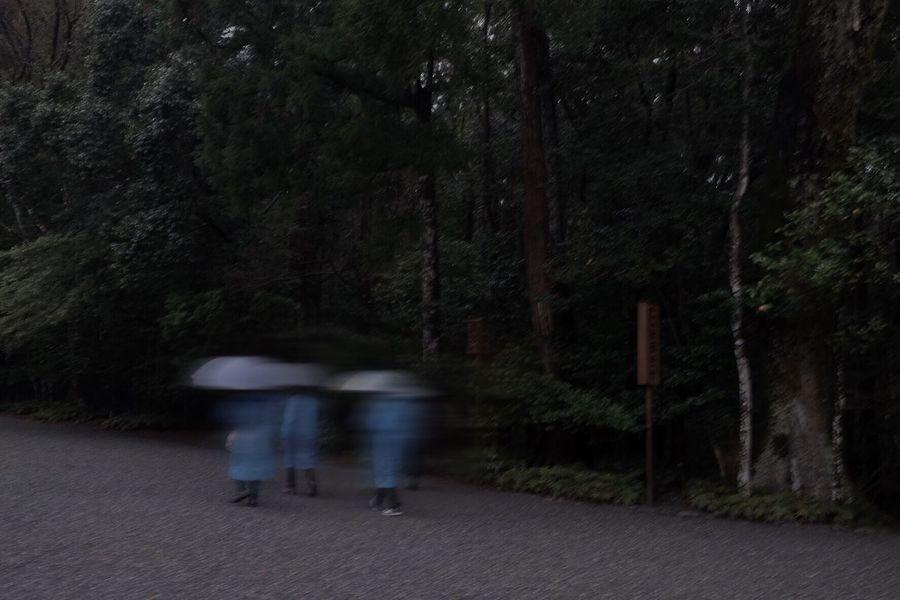 伊勢神宮 Real People Outdoors Day Rain Japan Japan Photography FUJIFILM X-T1 Introducing Culture Of Japan Which Must Be Left To The Future…… 未来に残す日本の文化 Fujifilm People River