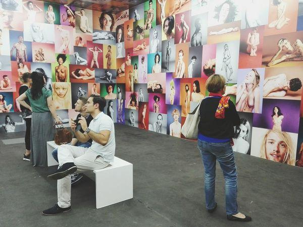 Art ArtWork Artist Art Fair Art Basel Basel Contemporary Modern 2015