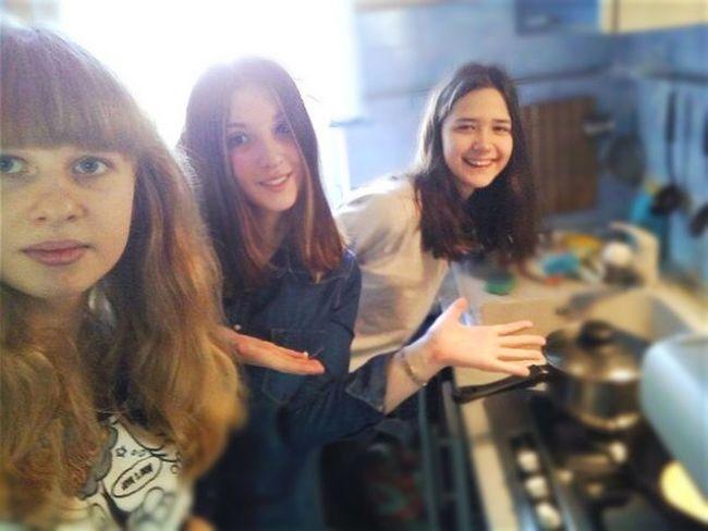 кухня селфи юлядашакатя кастрюля гости опятьжрем всёайс типочистаякухня непошлившколу